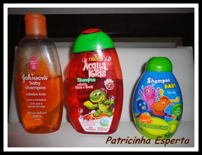 xxxx - Xampu infantil é bom para cabelo de adulto???