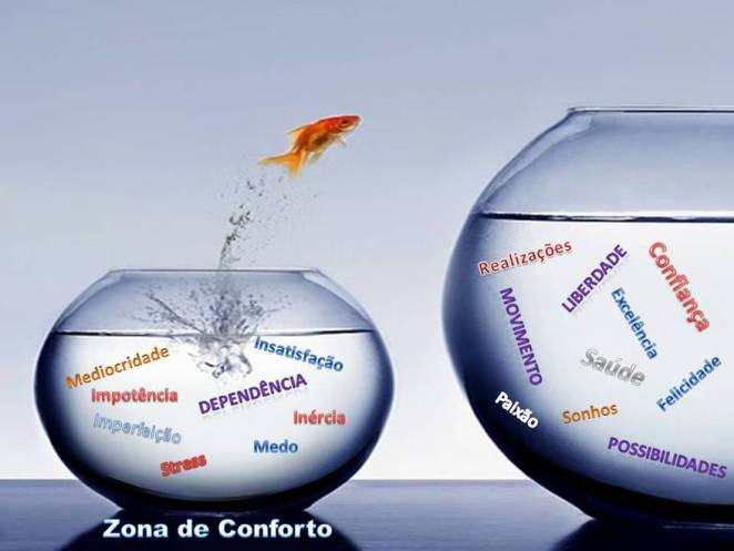 zona de conforto1 - Saia da zona de conforto!
