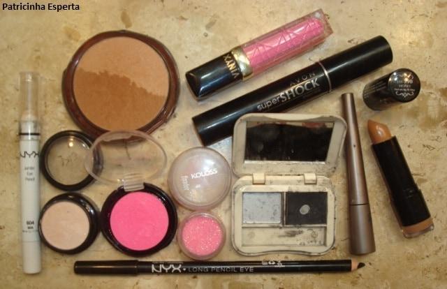 031post1 - Maquiagem para Balada - Rosa Fluorescente com Rímel Pink