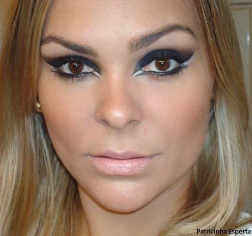 047post - Maquiagem Preta PODEROSA!!!