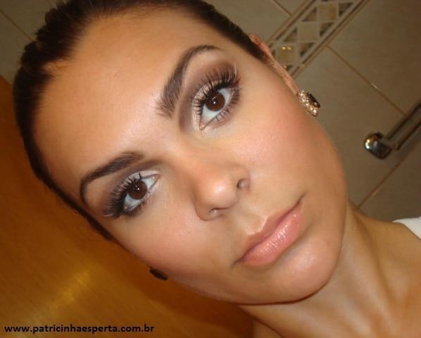050post - Tutorial - Maquiagem inspirada na atriz Jennifer Lopez - Oscar 2012