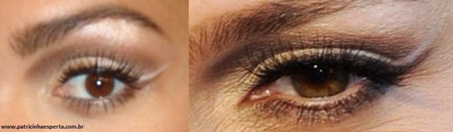 062post - Tutorial - Maquiagem inspirada na atriz Jennifer Lopez - Oscar 2012
