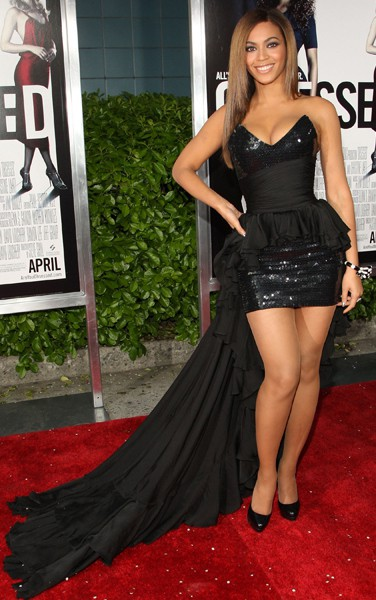 beyonce1 - As famosas e seus Mullet Dress
