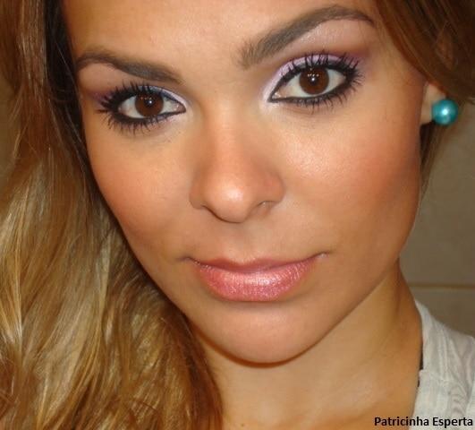 015post1 - Maquiagem Rosa Delicada - Ideal para Debutantes (Festas de 15 anos)