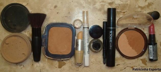 026post - Maquiagem para o Trabalho Salmão e Vinho (2ª opção)