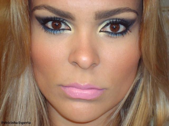 073post - Maquiagem Dramática para a Noite