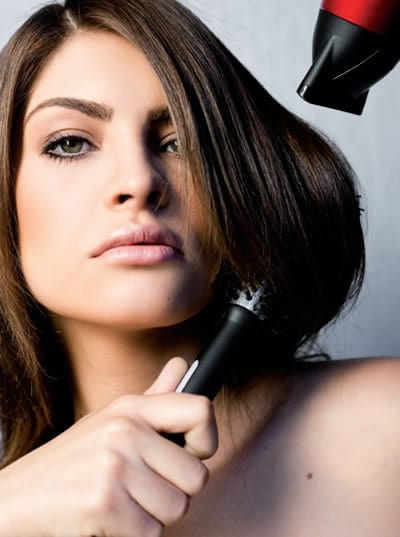 como escovar o cabelo - Como Fazer Uma Escova Perfeita – Cabelos Cacheados