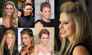 divas avril lavgine topetes penteado cabelo hair famosas moda fashion famous celebridades como usar tendencia trends 3 300x180 - A moda agora é...topete!!!