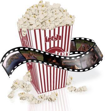 pipoca - Dicas de filmes para o fim de semana!