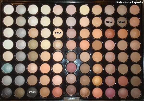 003post2 - Tutorial - Maquiagem Neutra para Noite + Gloss Matte Nyx