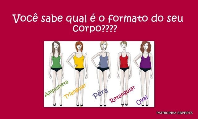 Blog1301 - Moda GG: Conheça Seu Corpo