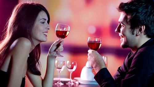 dia dos namorados - Preparativos para a noite dos namorados