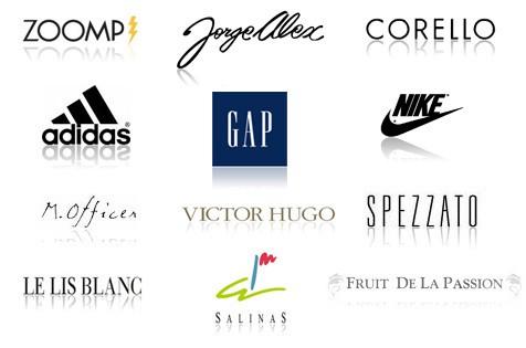 marcas roupas - A importância da marca!