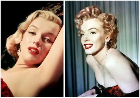 Champagne e Mel - Os Segredos do Cabelo Loiro de Marilyn Monroe