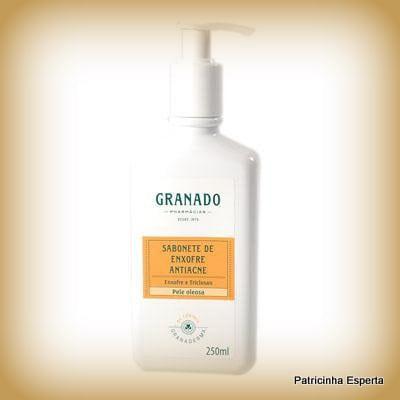 camaleoa Sabonete de Enxofre Antiacne - Sabonete de Enxofre Antiacne - Granado