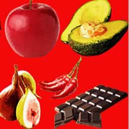 dicas de alimentos saudaveis e afrodisiacos - Alimentos afrodisíacos (parte 1)