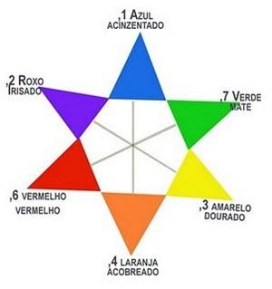 estrela cores - Cabelos Loiros – 4º Passo: Escolha do Tom e Tonalização