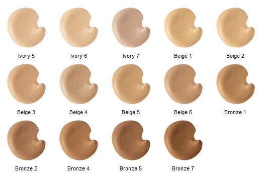 cores das bases mary kay - Como Maquiar Peles Negras – Exemplos de Bases MAC e Mary Kay