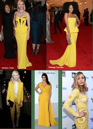 Fotos amarelo1 - Amarelo Canário! a cor da vez!