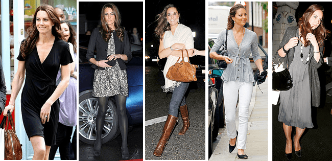 Kate 01 - Looks de uma Duquesa - Kate Middleton