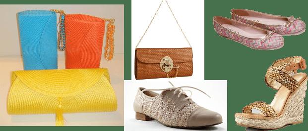 Rafia 3 - Rafia – uma moda ecologicamente correta!
