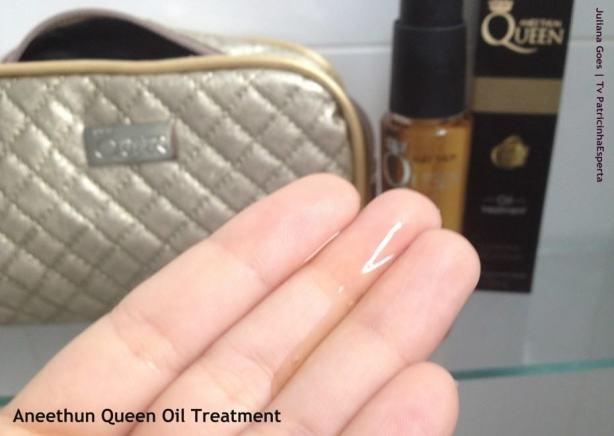 aneethun queen oil juliana goes ok 1024x726 - Aneethun Queen Oil para um Cabelo de Rainha