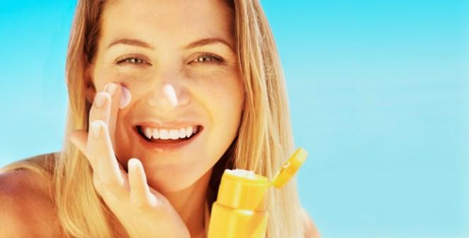 esps protegendo seu rosto no verao - Ácido no Verão: Combina ou Não?