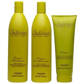 shampoo condicionador tratamento rigen alfaparf 500ml 1 - Alfaparf Salone Rigen, Testei e Apaixonei!