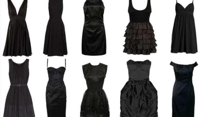 roupa preta - Preto: O Fator Emagrecedor!