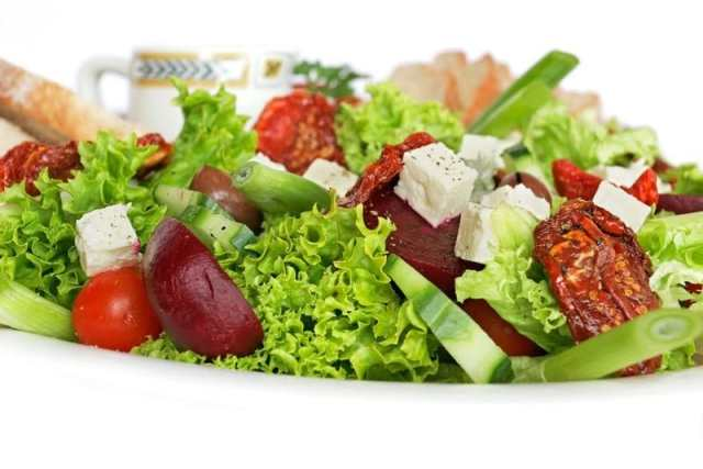 salada - Cuidado! Salada Pode Engordar!
