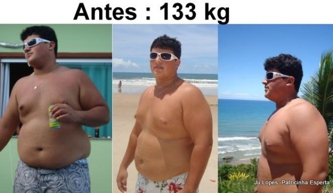 For Divas11 001 - Ele Perdeu 35 Kg Com O Treinamento Funcional!