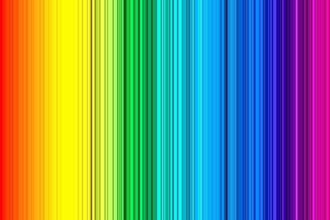 arco de cores1 - Qual Cor Usar No Réveillon: Vermelho, Laranja ou Dourado?