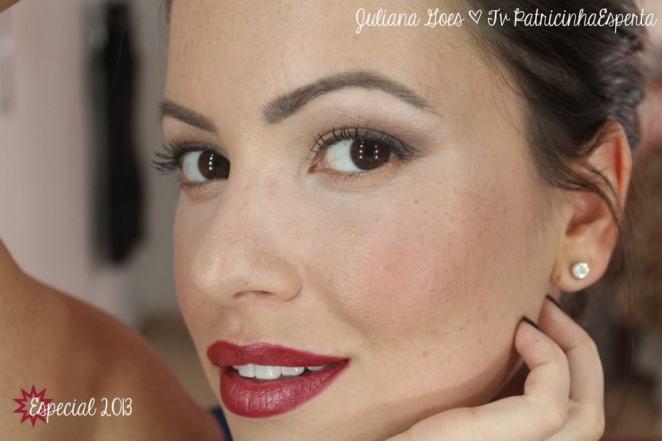 juliana goes ombre lips 1024x682 - Maquiagem para Levantar o Olhar e Ombré Lips