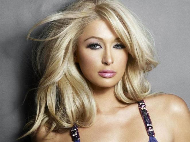 paris hilton1 - Paris Hilton usa azeite na pele. Confira só!