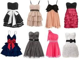 vestido - Com qual vestido você vai?