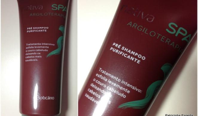 2013 03 063 - Pré-Shampoo Purificante Argiloterapia - O Boticário