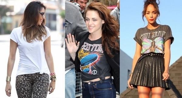 T shirts2 - Já escolheu a T-shirt que mais combina com você?