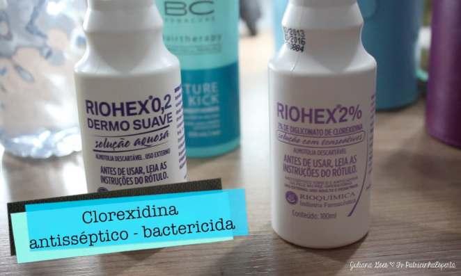 clorexidina pinceis - Como Lavar e Higienizar seus Pincéis?