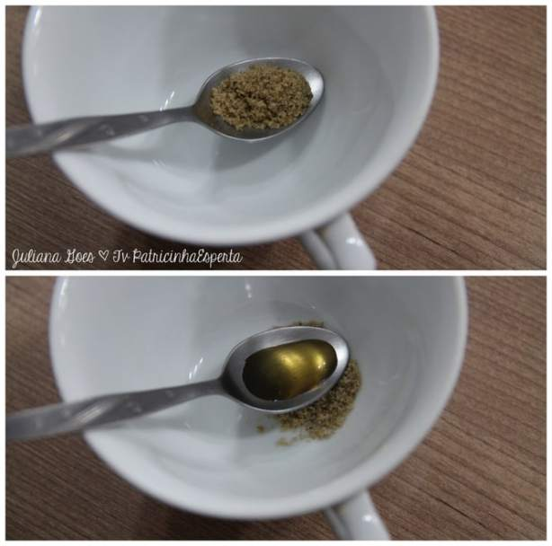 esfoliante labial - Faça em Casa: Esfoliante Labial