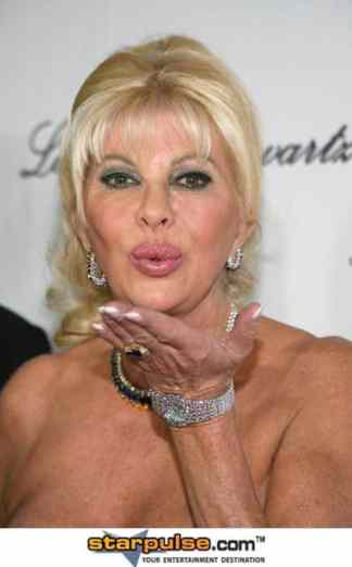 Ivana Trump SGY 013886 - Preenchimento Labial: Elas Fazem!