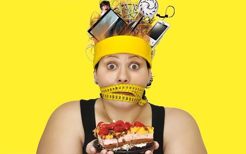 Mitos stress e emagrecimento1 - Dá Pra Comer Sem Engordar?
