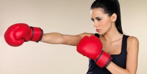 boxe mulher atividade fisica emagrecer 21507 - Lute para conquistar o corpo dos sonhos