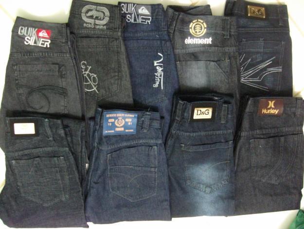 1347587857 435255948 3 Calcas jeans diversas marcas famosas 4490 Roupa Calcados Moda - Aposte no jeans!