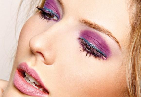 maquiagem colorida sete looks sabado - As cores da vida, especial: onde e como usar?