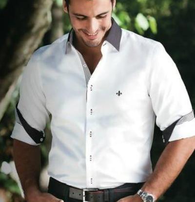 camisa masculina Dudalina branca - Especial Dia dos Pais: dicas de presentes para cada estilo