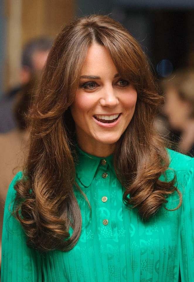 2012 2 - Copie o cabelo de Kate Middleton