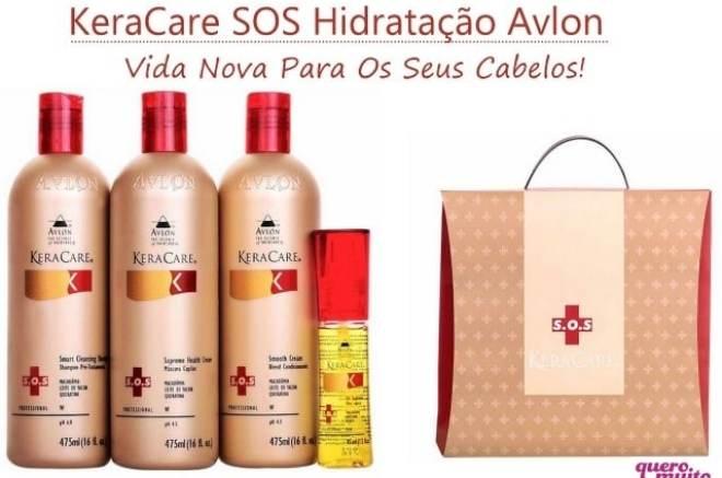 Quero Muito - Avlon Keracare SOS Hidratação e Revitalização: Recupera Qualquer Cabelo!