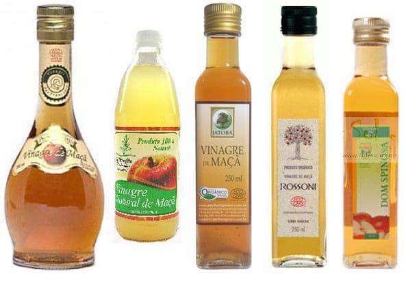 vinagre maca organico - Como usar vinagre de maçã no cabelo
