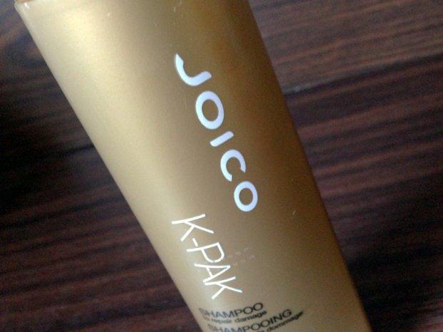 IMG 2681 - Shampoo K-Pak To Repair Damage Joico: O Salva Fios