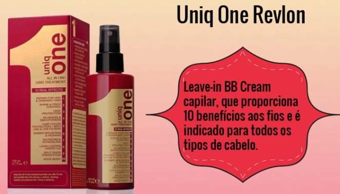 uniq one - 6 Produtos Pra Cabelos Ondulados e Cacheados